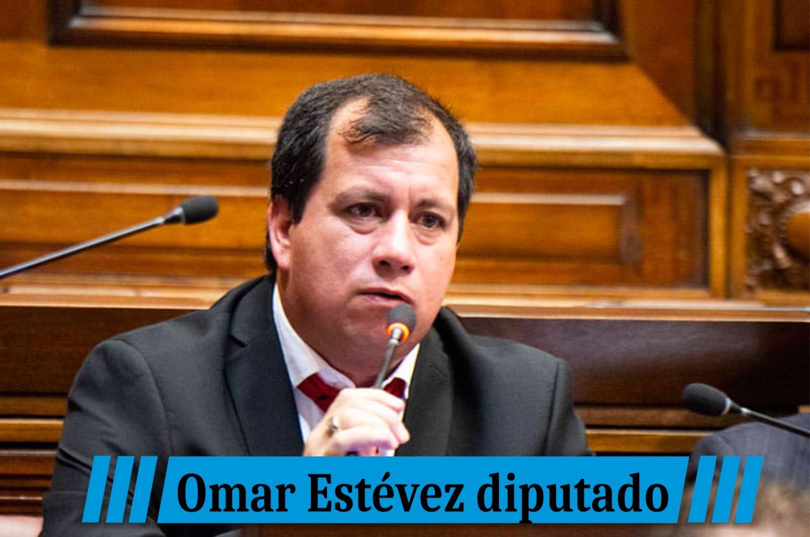 Omar Estevez | Diputado